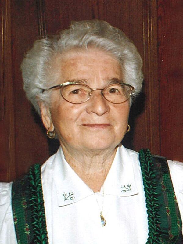 Maria Rührlinger